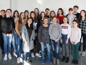 Die Schülervertretung im Schuljahr 2018/2019