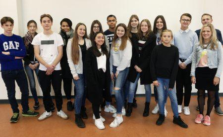 Die SV im Schuljahr 2019/20